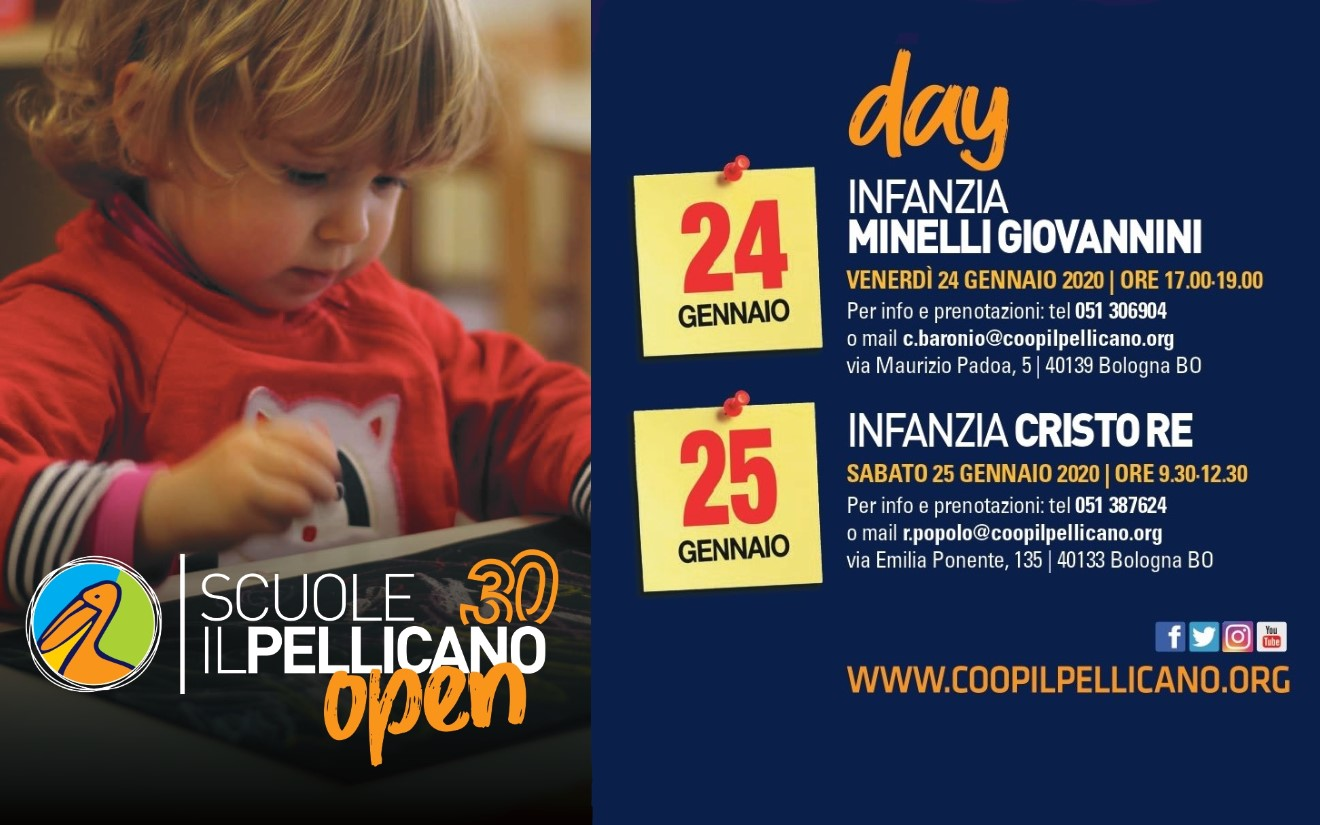 Open Day Infanzie